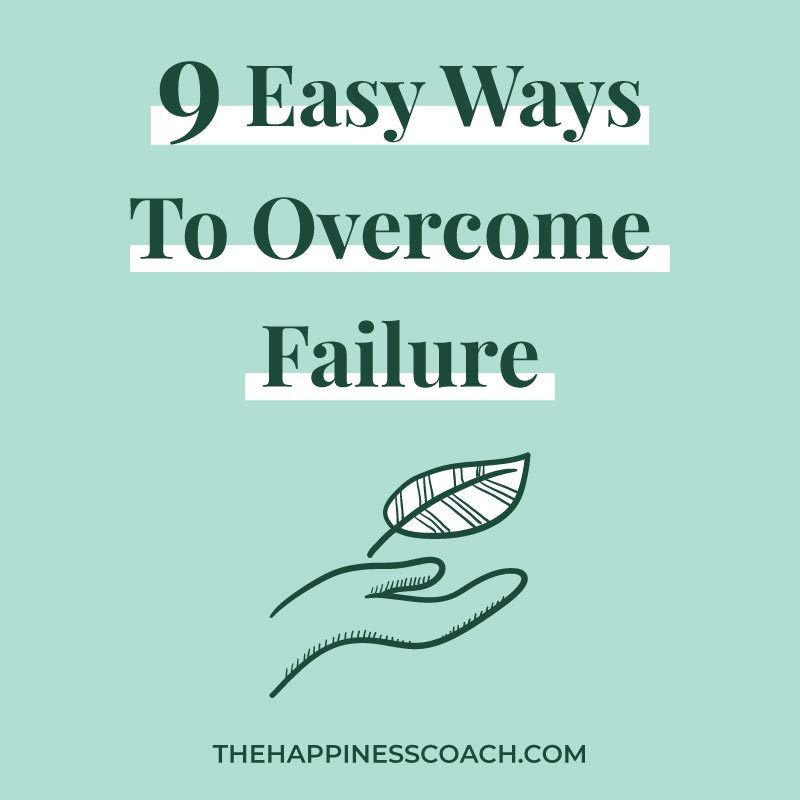 overcome failure illustration