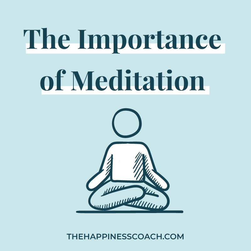 the importance of meditation image