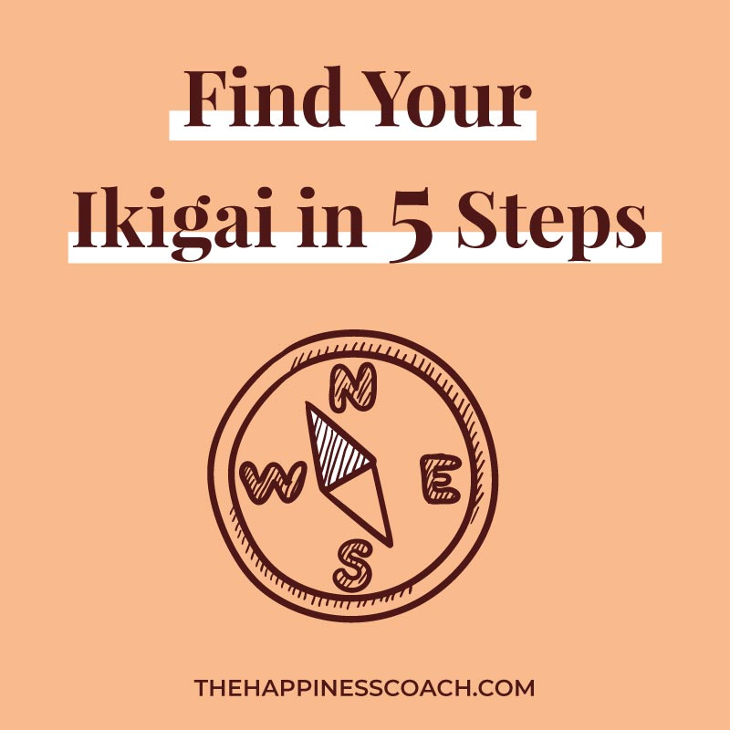 Finding your ikigai image